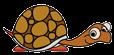redfoot tortoise cartoon